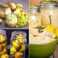 9 recetas fáciles para hacer peras en escabeche para el invierno