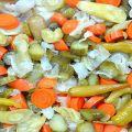 A TOP 10 lépésről-lépésre recept a turshi téli konzerválására, sterilizálással és anélkül