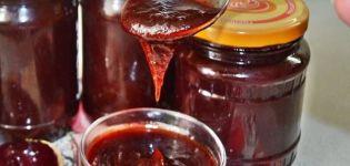 TOP 5 recepten voor het bereiden van pitloze pruimenjam voor de winter