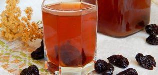 Egyszerű receptek a szilva kompót készítéséhez télen, sterilizálással és anélkül
