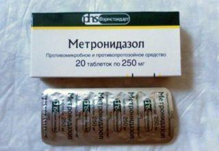 Instrucciones de uso de metronidazol para patitos y dosificación en agua, cómo administrar