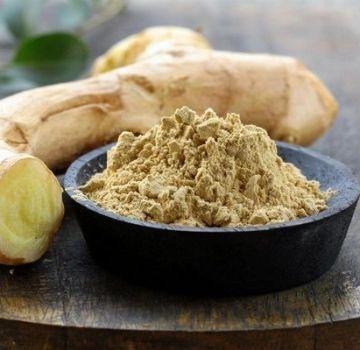 Propriétés utiles et contre-indications du gingembre moulu et séché