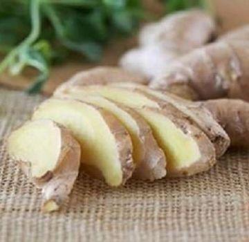 Comment et où conserver correctement le gingembre à la maison frais pour l'hiver