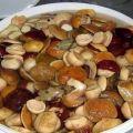 12 lépésről lépésre receptek pácolt porcini gombák készítésére télen tégelyekben
