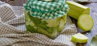 Recepty na marinovanie cukety s kôprom na zimu si olíznete prsty