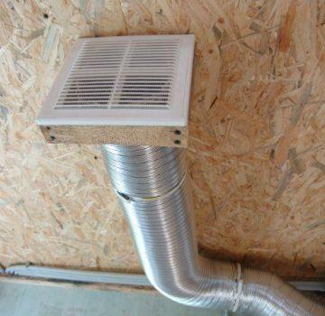 Système de ventilation dans le poulailler et comment faire correctement une hotte de vos propres mains