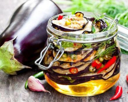6 deliciosas recetas de berenjenas con albahaca para el invierno
