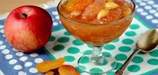 TOP 5 rețete pentru a face gem de mere cu caise uscate pentru iarnă