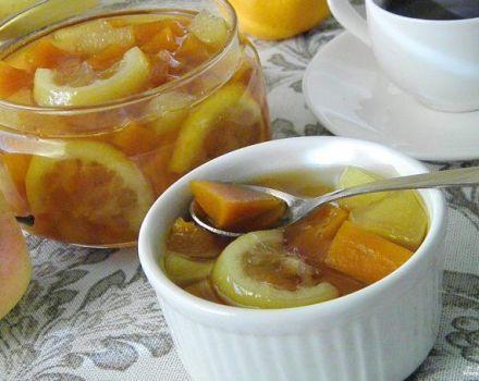 11 mejores recetas para hacer mermelada de calabaza y manzana para el invierno