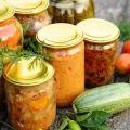 15 receptov krok za krokom pre zimnú zeleninu s sterilizáciou a bez nej