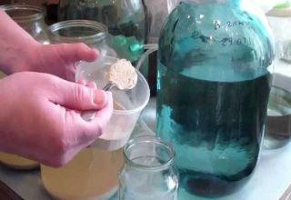 Instructies voor het klaren van wijn met bentoniet thuis