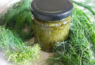 Najbolji recepti za pripremu kopra za zimu, što je bolje za konzerviranje, kako sačuvati aromu