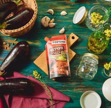 Egy ízletes recept padlizsán főzésére télen chili ketchupmal