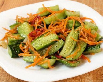 A 12 legjobb recept fűszeres uborka snack készítéséhez télen