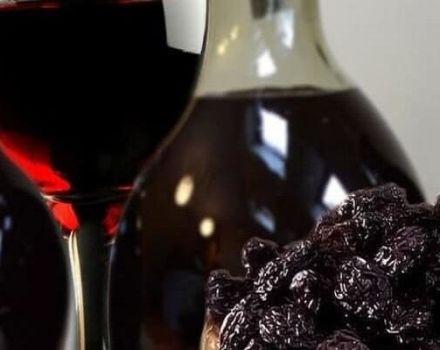 4 recetas fáciles para hacer vino de ciruelas pasas en casa