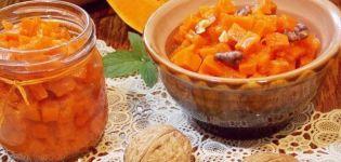 6 mejores recetas de mermelada de albaricoque y nueces para el invierno