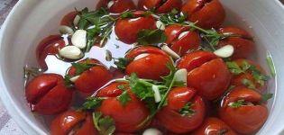 7 jednoduchých receptov o tom, ako správne nakladať paradajky v vedre na zimu