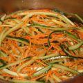 Las recetas más deliciosas de pepinos coreanos instantáneos para el invierno.