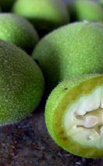 Πότε και πώς να συλλέγετε σωστά πράσινα καρύδια, κανόνες αποθήκευσης