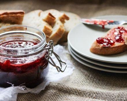 Jednoduchý recept na výrobu jahodového džemu na zimu