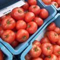 Charakteristika a opis hovädzieho mäsa z rajčiaka, aký druh odrody je, jeho výnos