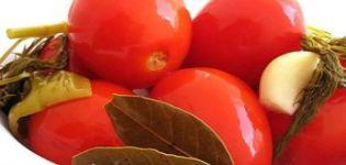 ¿Cuánto tiempo pueden tomar los tomates en escabeche y cómo determinar la preparación?