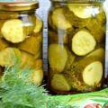 A 15 legfontosabb recept a nagy uborka ropogós darabokkal történő sózására télen