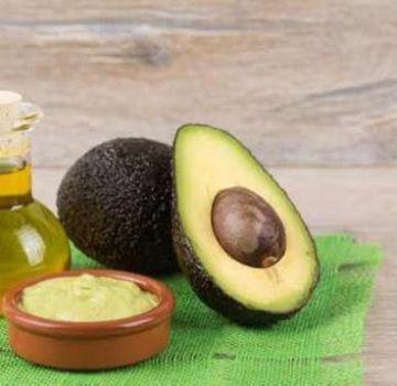 Propriétés et utilisations de l'huile d'avocat à la maison, avantages et inconvénients