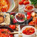 TOP 7 deliciosas recetas para hacer lecho con zanahoria y cebolla para el invierno