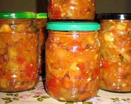 Deliciosas recetas para preparar calabacín con frijoles para el invierno.