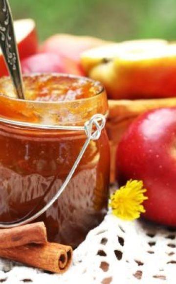 Top 6 rețete pentru prepararea gemului de mere și scorțișoară pentru iarnă și depozitare