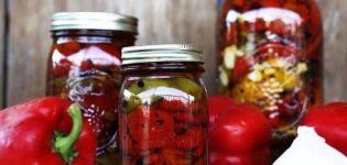 5 legjobb recept a paprika fokhagymás olajban történő főzéséhez télen