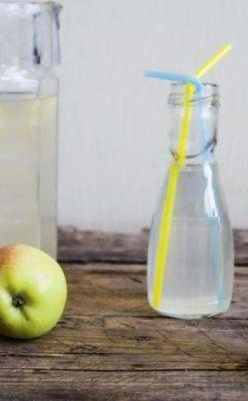 TOP 2 recetas para el invierno de compota de manzana y limón