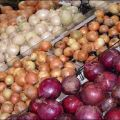Qué tipos de variedades de cebolla existen, sus nombres y descripciones.
