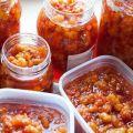 Una receta sencilla para hacer mermelada de moras de mora para el invierno