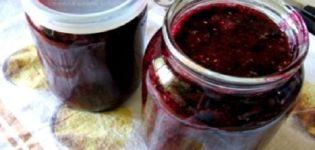 5 rețete pentru prepararea gemului de coacăze fără gătit pentru iarnă
