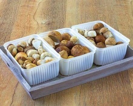 Hogyan kell megfelelő módon fagyasztani a porcini gombát a téli időszakra