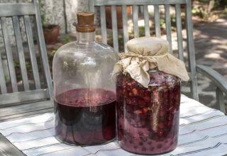 TOP 7 rețete simple pentru a face vin din dulceață acasă