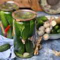 Ce soiuri de castraveți sunt cele mai potrivite pentru conserve și denumiri
