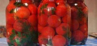 6 recetas paso a paso para encurtir tomates con ajo dentro de un tomate para el invierno