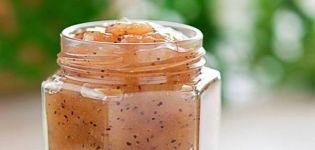 Egy egyszerű recept mákos mogyoró előállításához télen