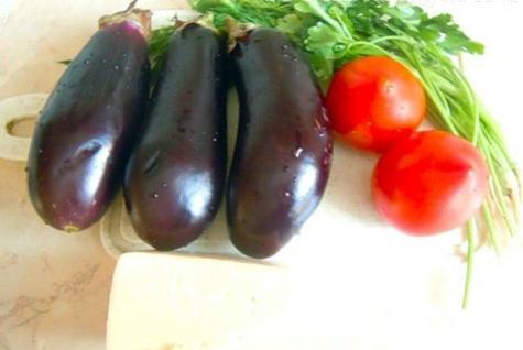 paradajka a baklažán