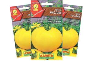 Opis odrody paradajok Ruslan a jej vlastnosti