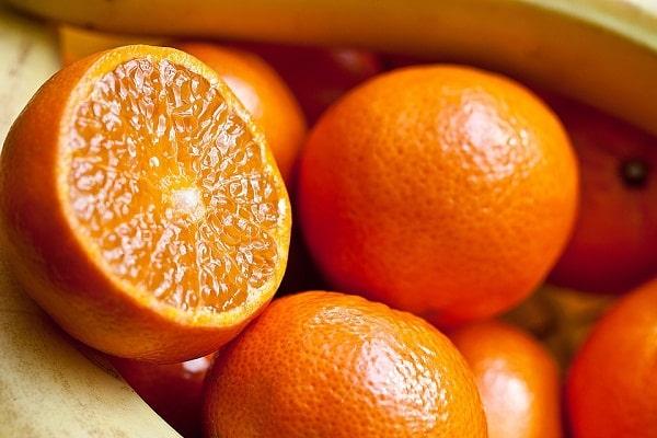 felii de portocale