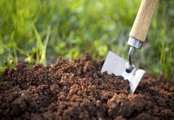 sypká pôda