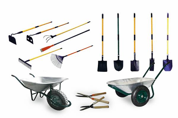materiale de grădinărit