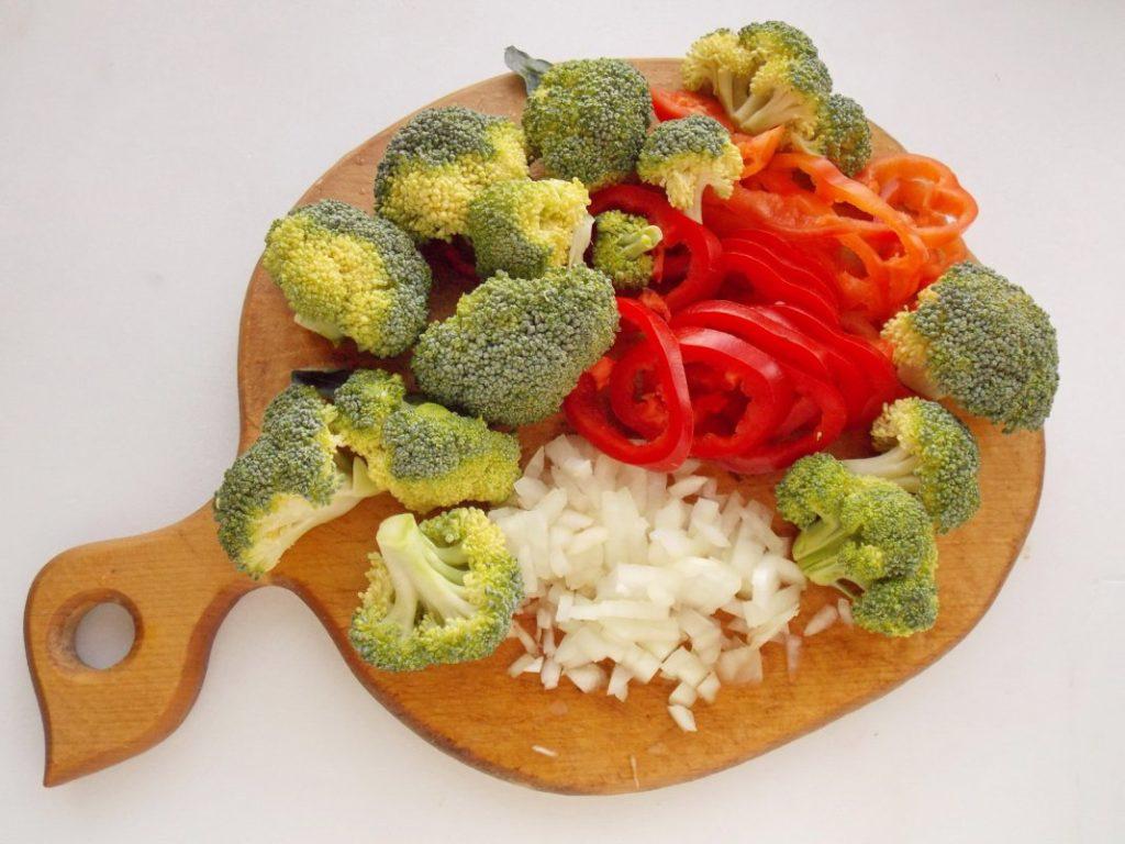 brokolica a korenie
