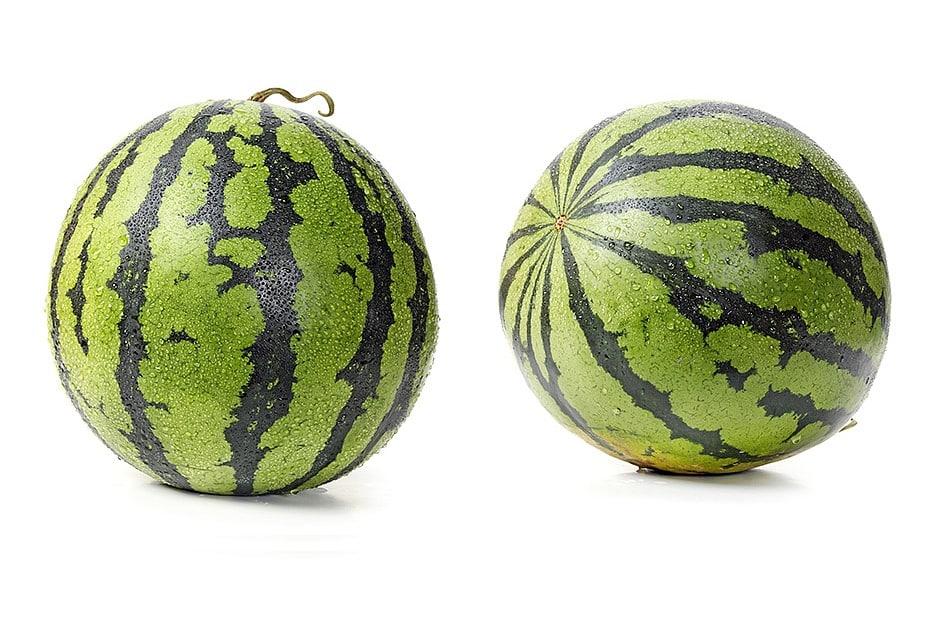 érett görögdinnye