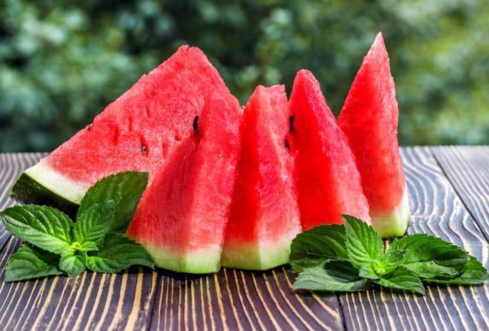 szelet görögdinnye