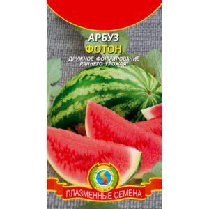 A Foton görögdinnye fajtájának leírása, a termesztés jellemzői és finomságai, hozam